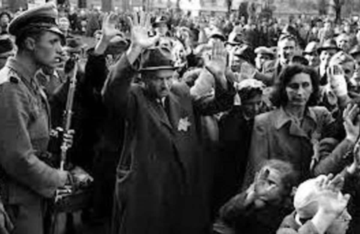Destruction of Hungarian Jews